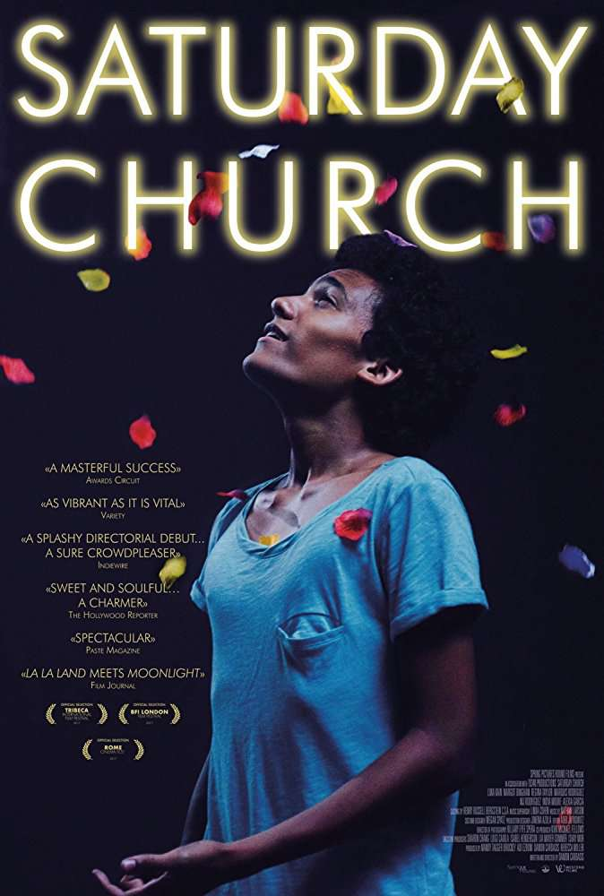 Saturday Church (2017) HDRIP AC3 X264-CMRG