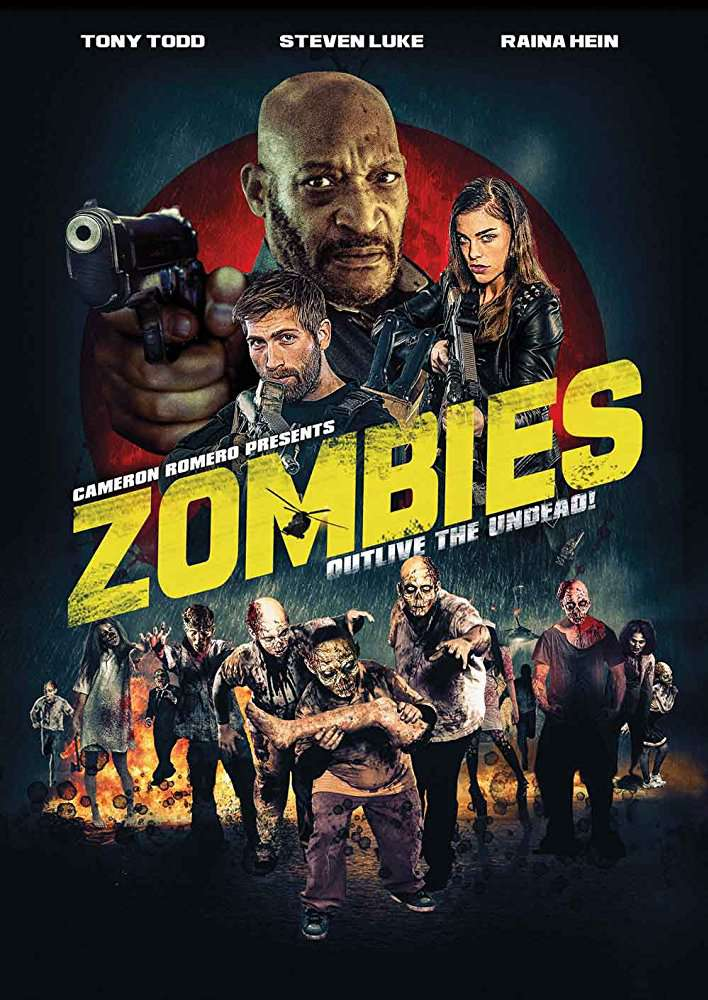 Zombies (2017) BRRip XviD AC3-EVO