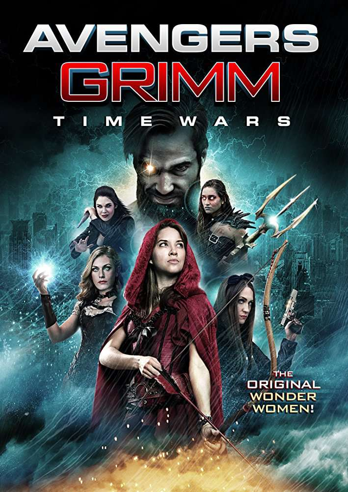 Avengers Grimm Time Wars 2018 WEB-DL XviD MP3-FGT