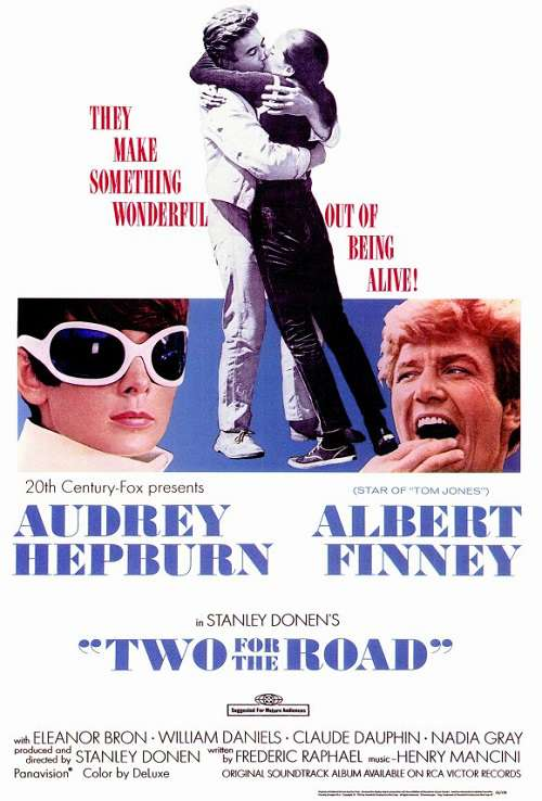 Two For The Road 1967 1080p BluRay H264 AAC-RARBG