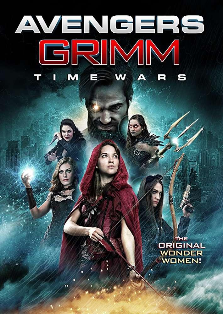 Avengers Grimm Time Wars 2018 HDRip XviD AC3-EVO