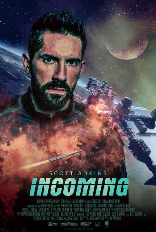 Incoming (2018) 720p WEB-HD 650 MB - iExTV