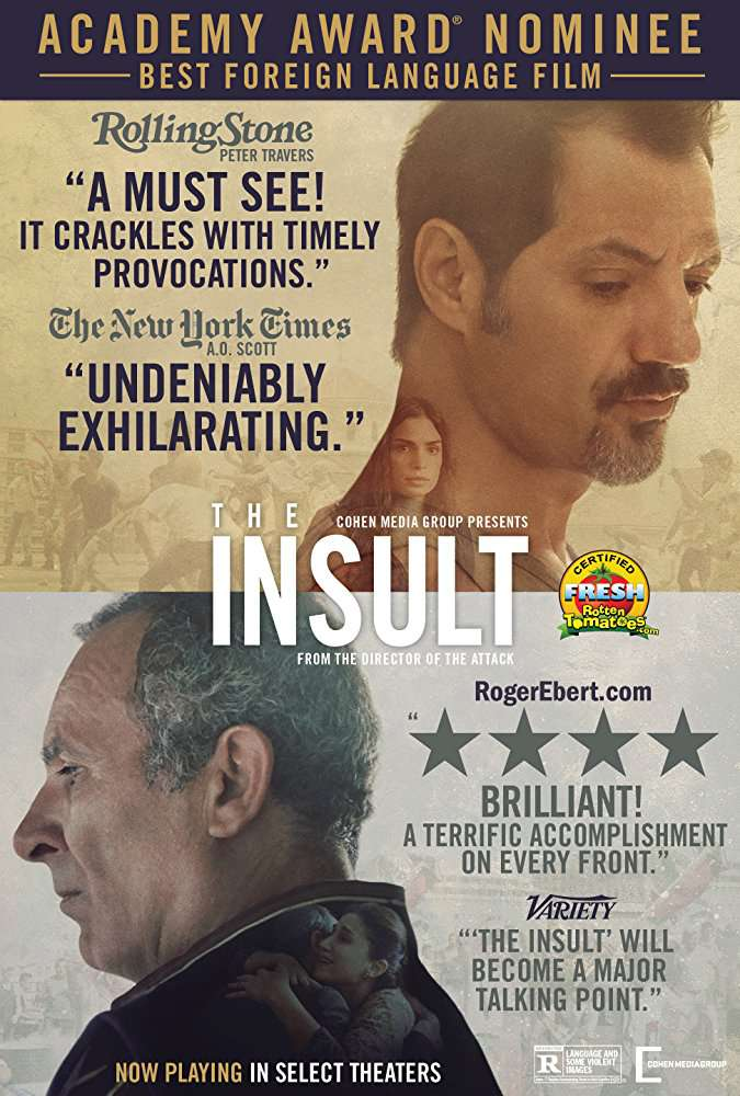 The Insult 2017 PROPER 1080p BluRay x264-SADPANDA