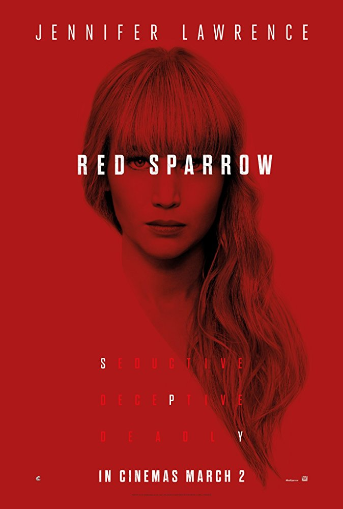Red Sparrow (2018) [BluRay] [720p] YIFY