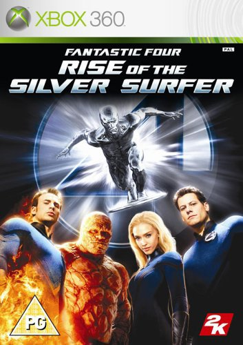 Fantastic Four Rise of the Silver Surfer 2007 BRRip XviD MP3-XVID