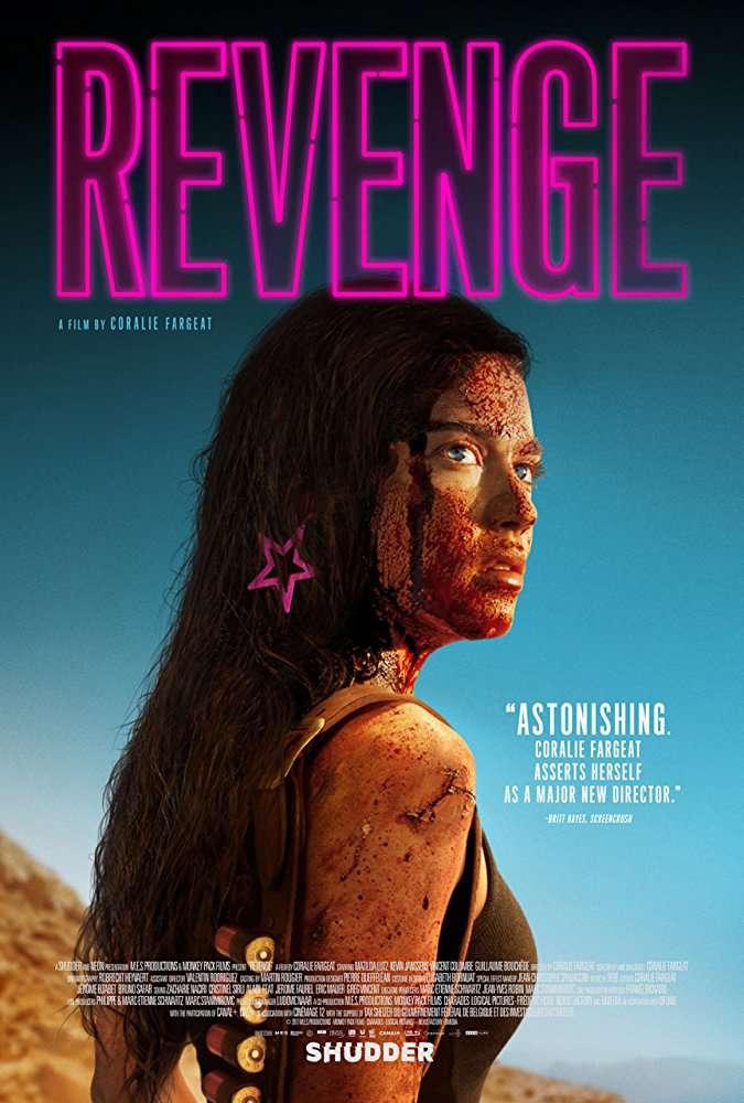 Revenge 2017 720p WEB-DL DD5 1 H264-CMRG