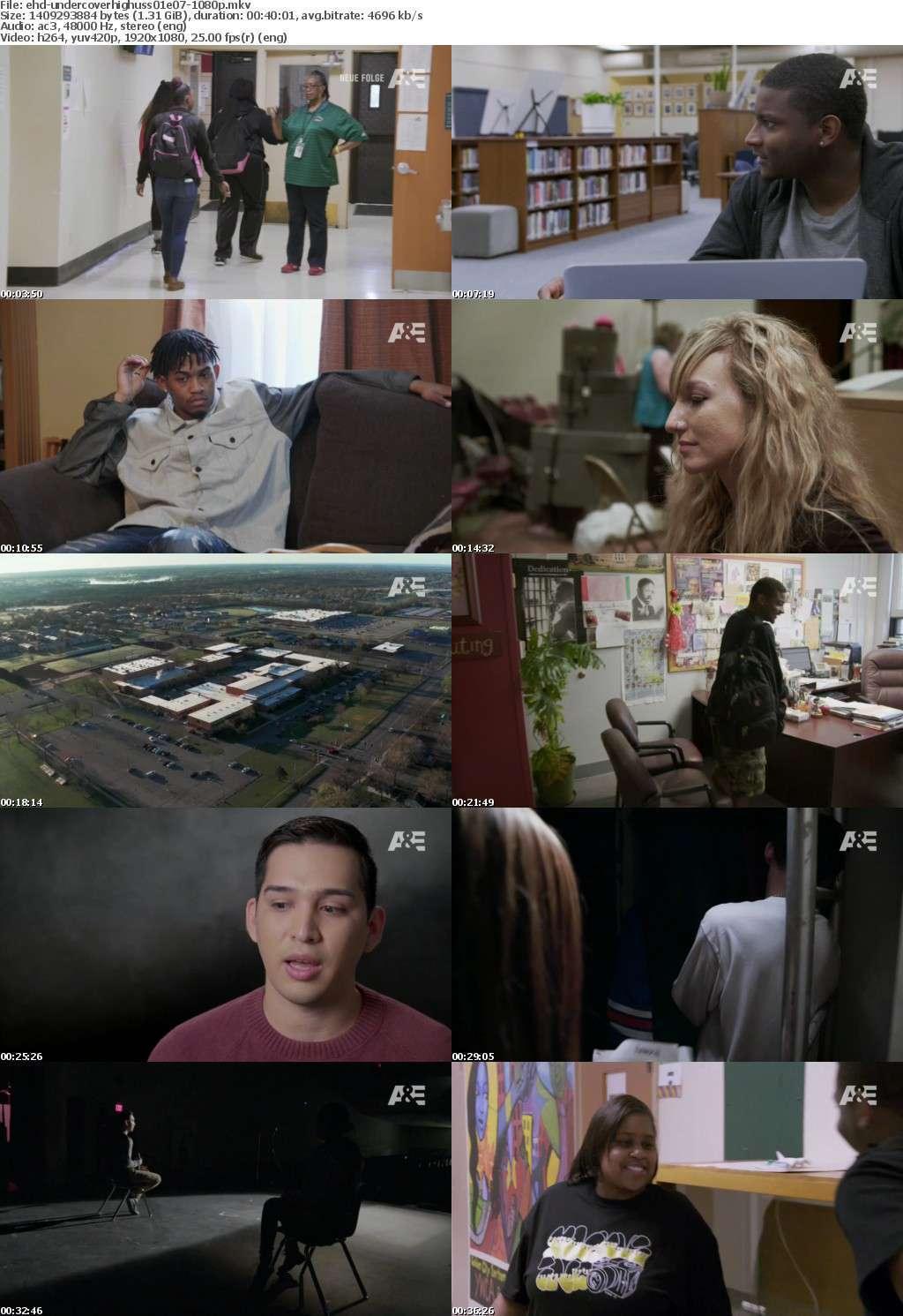 Undercover High US S01E07 1080p HDTV x264-EHD