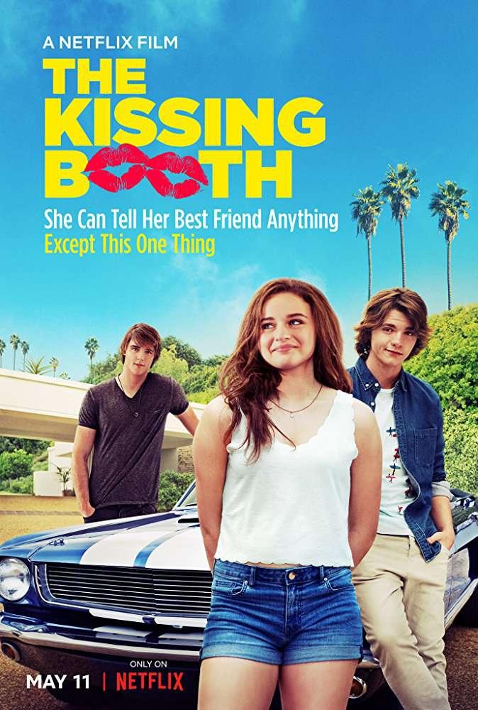 The Kissing Booth 2018 HDRip AC3 X264-CMRG