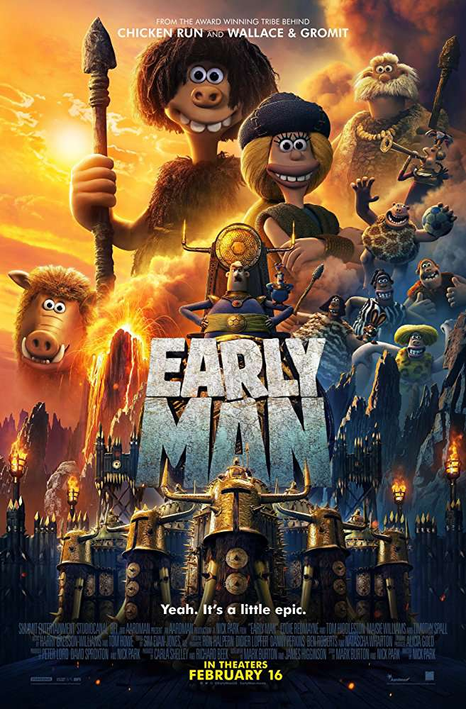 Early Man 2018 720p BluRay x264 AC3-RiPRG
