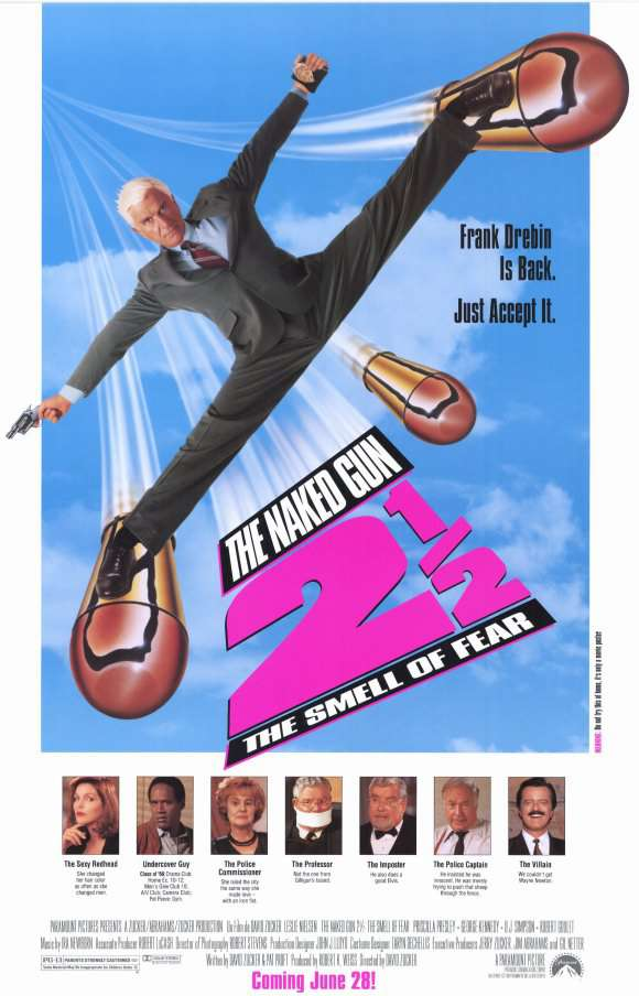The Naked Gun 2 1991 DVDRIP H264 AC3-5 1-RypS