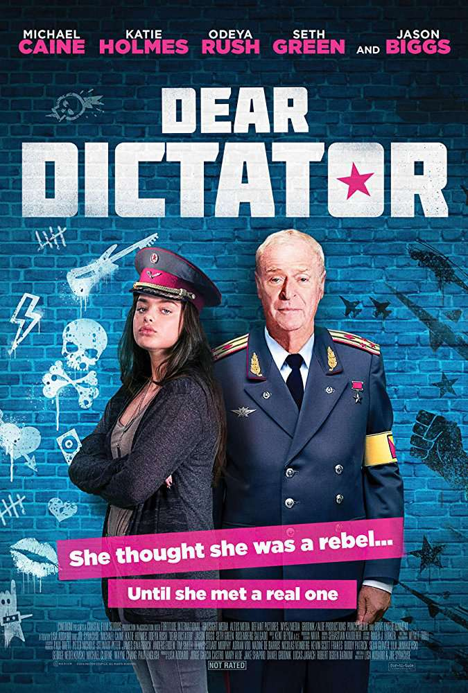 Dear Dictator 2017 BRRip x264 AC3-Manning