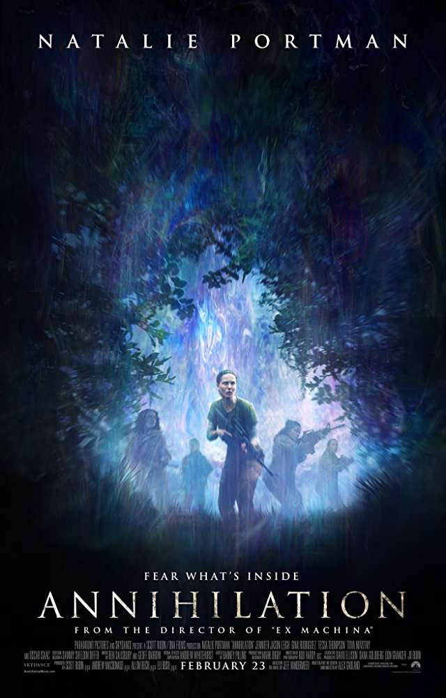 Annihilation 2018 BRRip XviD AC3-EVO[N1C]