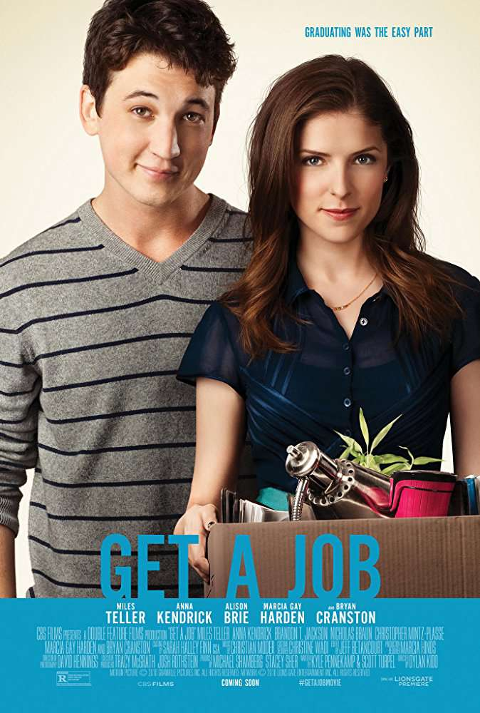 Get A Job 2016 BRRip XviD MP3-XVID