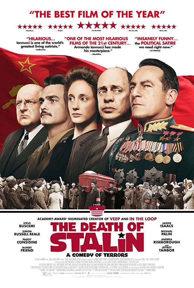The Death of Stalin 2017 1080p BluRay DTS x264-SpaceHD