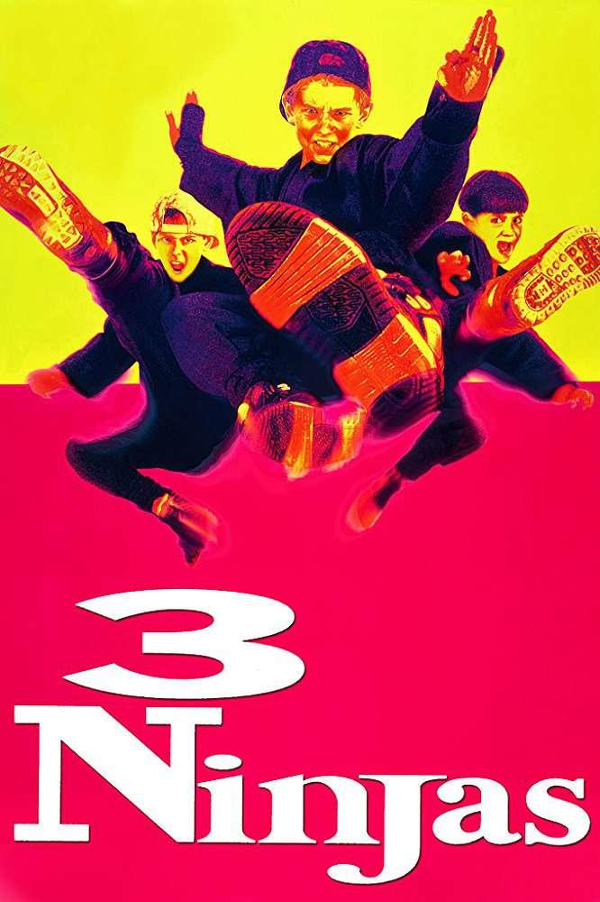 3 Ninjas 1992 WEBRip x264-ION10