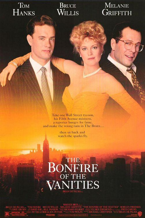 The Bonfire Of The Vanities 1990 BRRip XviD MP3-XVID