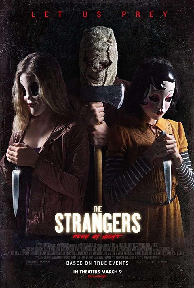 The Strangers Prey at Night 2018 HDRip AC3 X264-CMRG