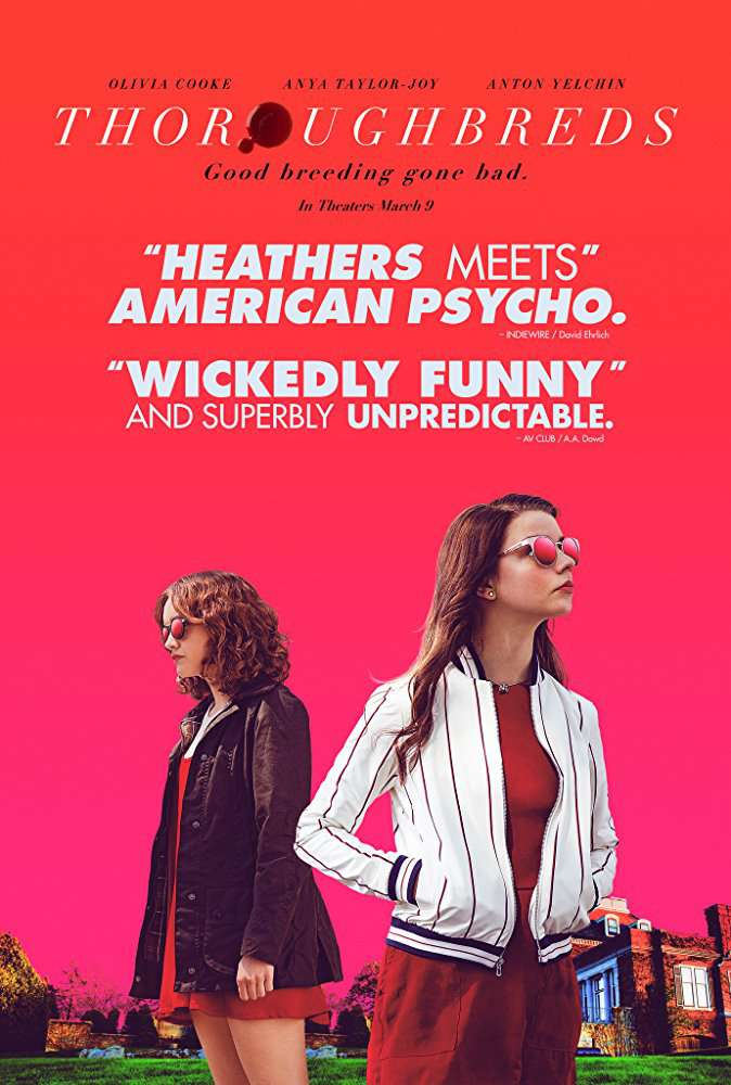 Thoroughbreds 2017 HDRip AC3 X264-CMRG[TGx]