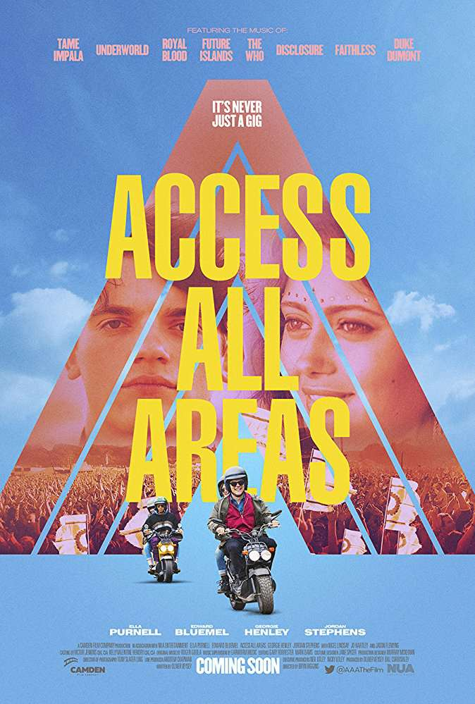 Access All Areas (2017) [WEBRip] [1080p] YIFY