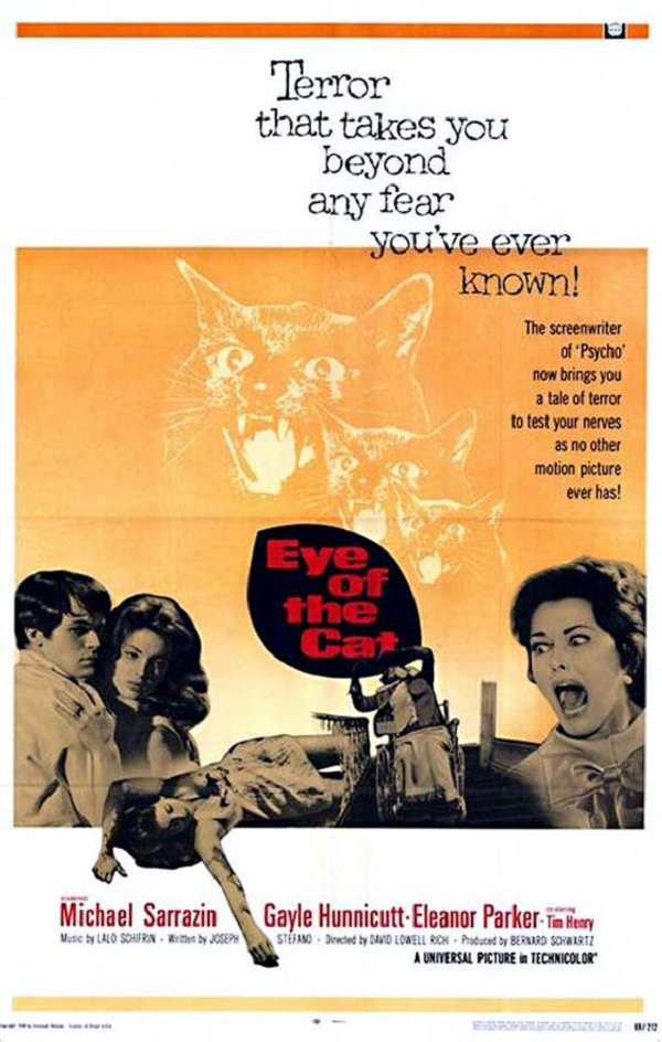 Eye of the Cat 1969 720p BluRay x264-x0r