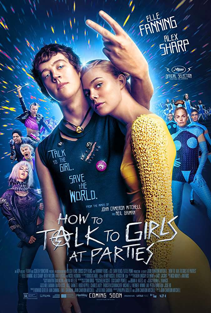 How to Talk to Girls at Parties 2017 WEB-DL x264-FGT