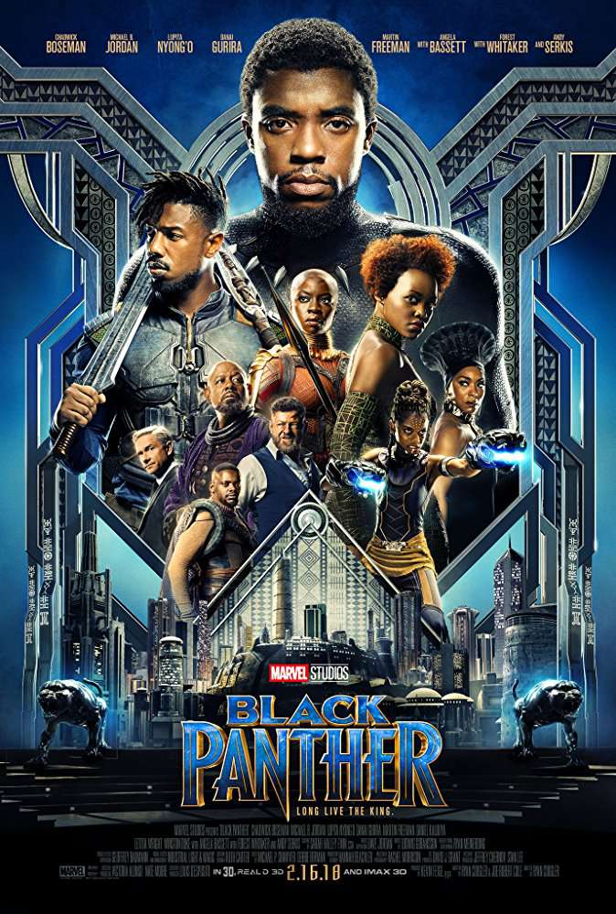 Black Panther 2018 1080p BRRip x264 DTS-M2Tv