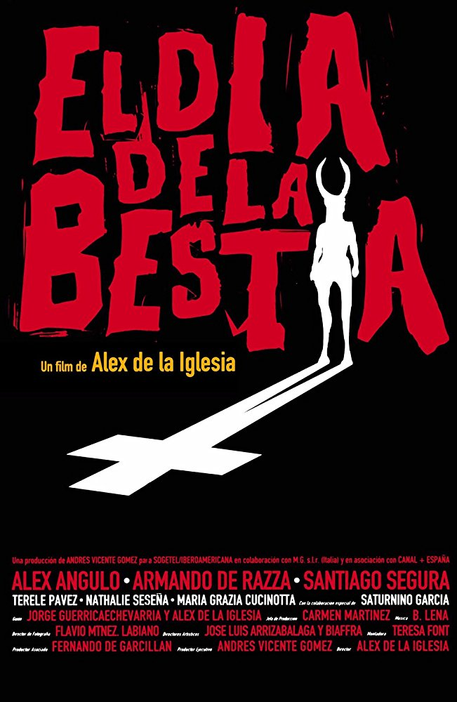 The Day of the Beast 1995 SPANISH 1080p BluRay H264 AAC-VXT