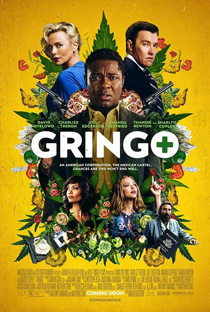 Gringo 2018 BRRip XviD AC3-XVID