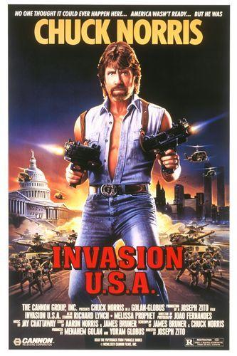 Invasion USA 1985 BRRip XviD MP3-XVID