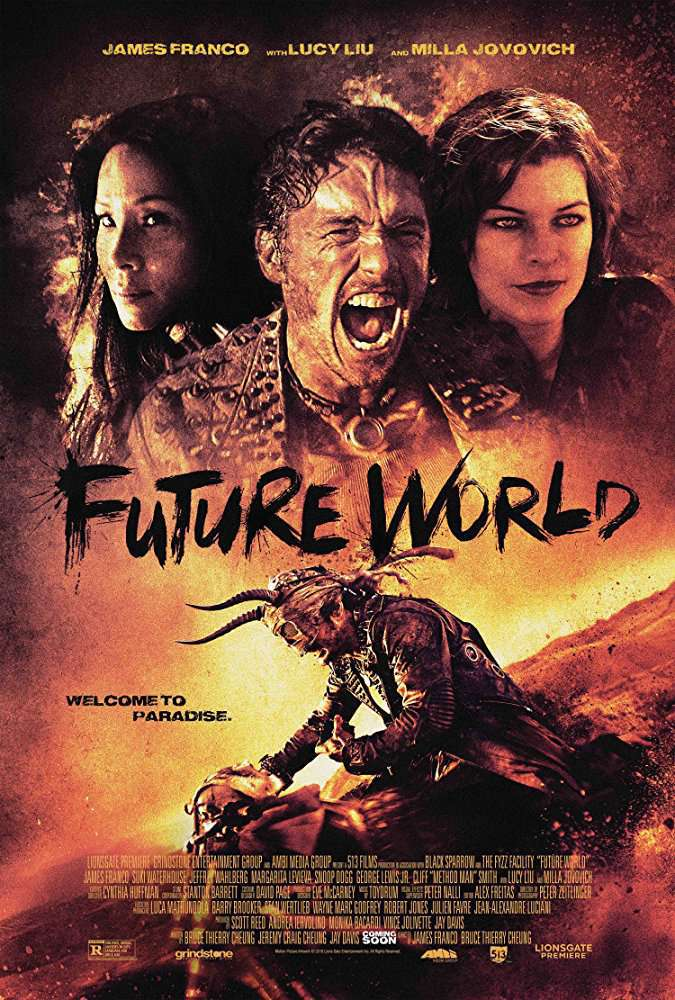 Future World (2018) [WEBRip] [720p] YIFY