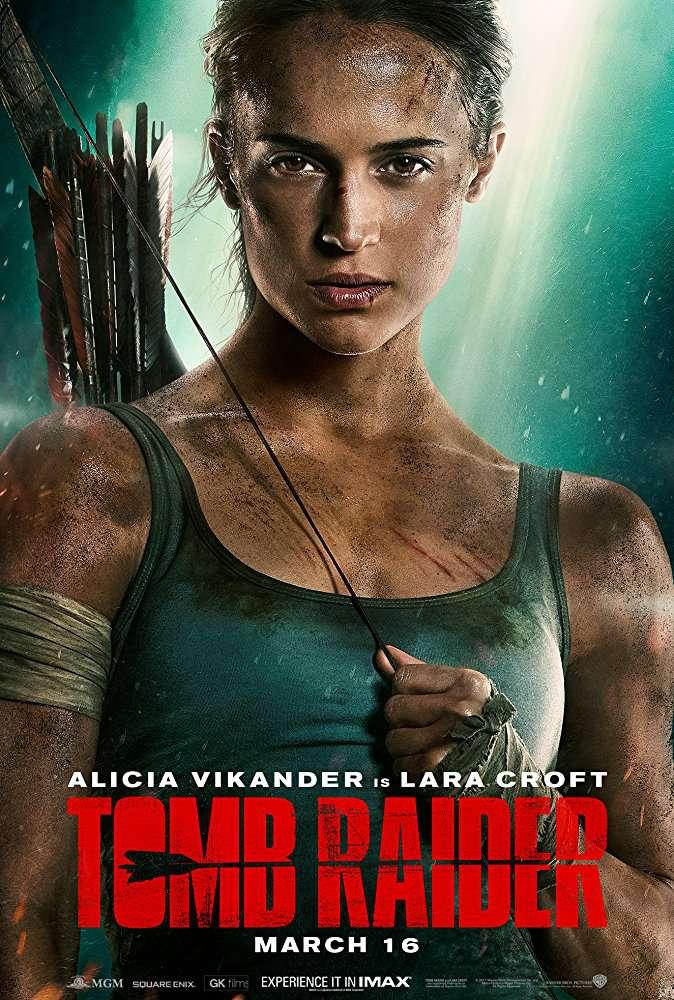 Tomb Raider 2018 HDRip XviD AC3 LLG