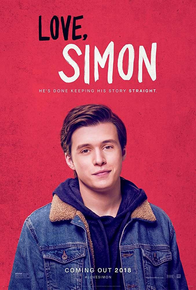Love Simon 2018 720p WEB-DL x264 DD 5 1-M2Tv