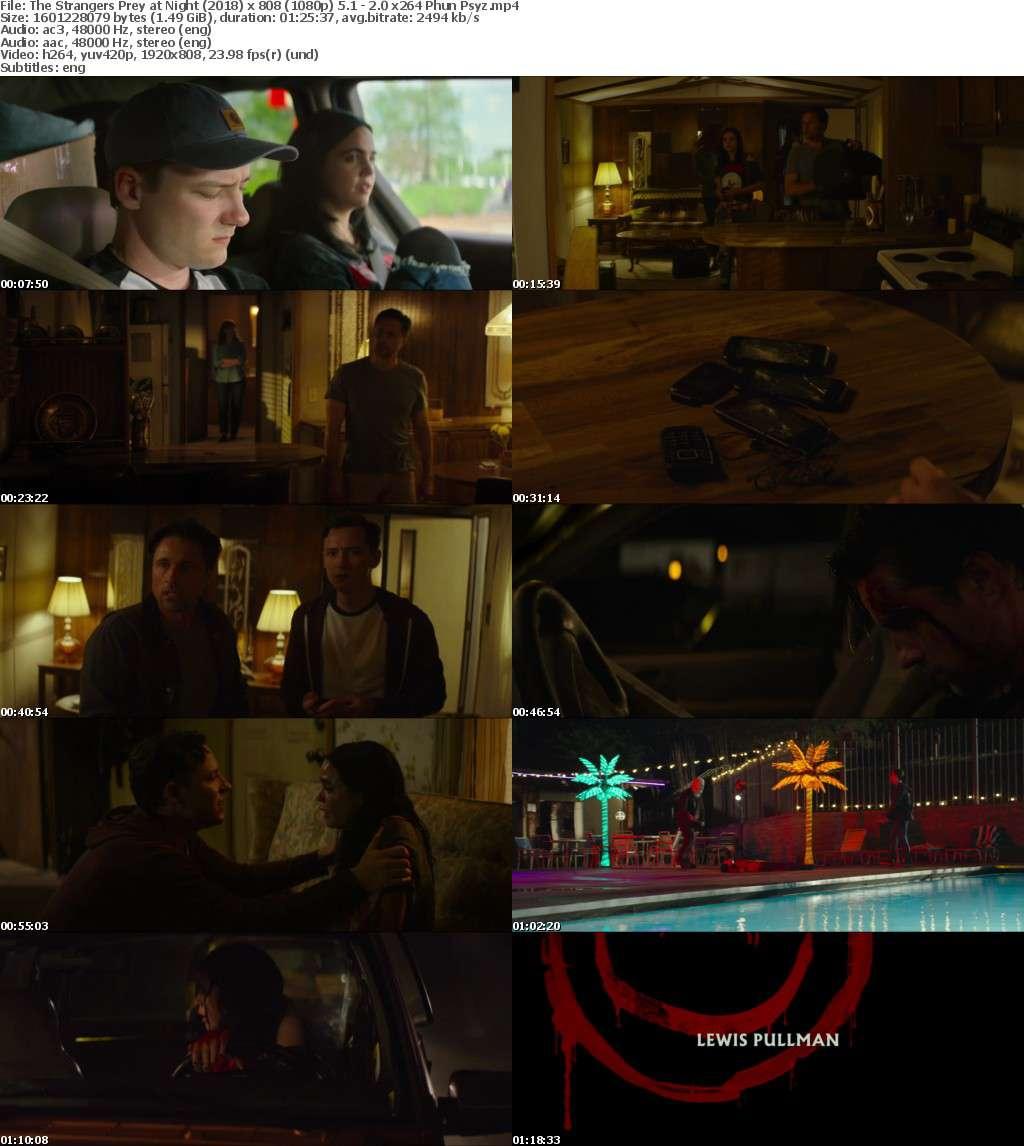 The Strangers Prey at Night (2018) 1080p BluRay 5.1-2.0 x264-Phun.Psyz