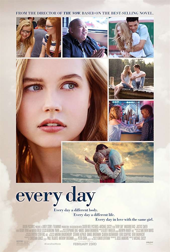 Every Day (2018) 720p BrRip 2CH x265 HEVC-PSA