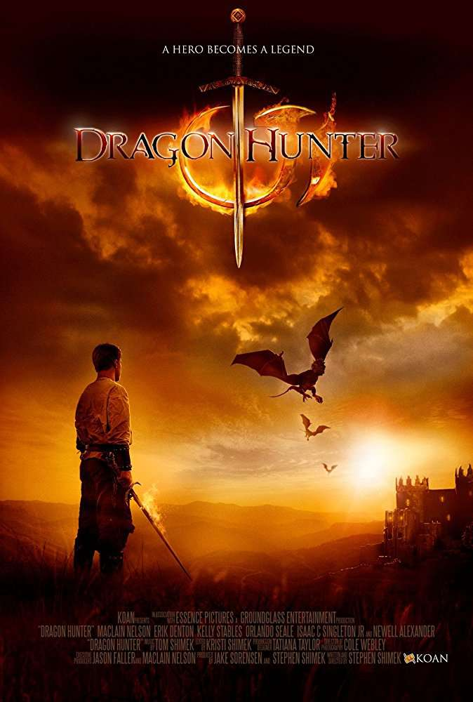 Dragon Hunter 2009 BRRip XviD MP3-XVID