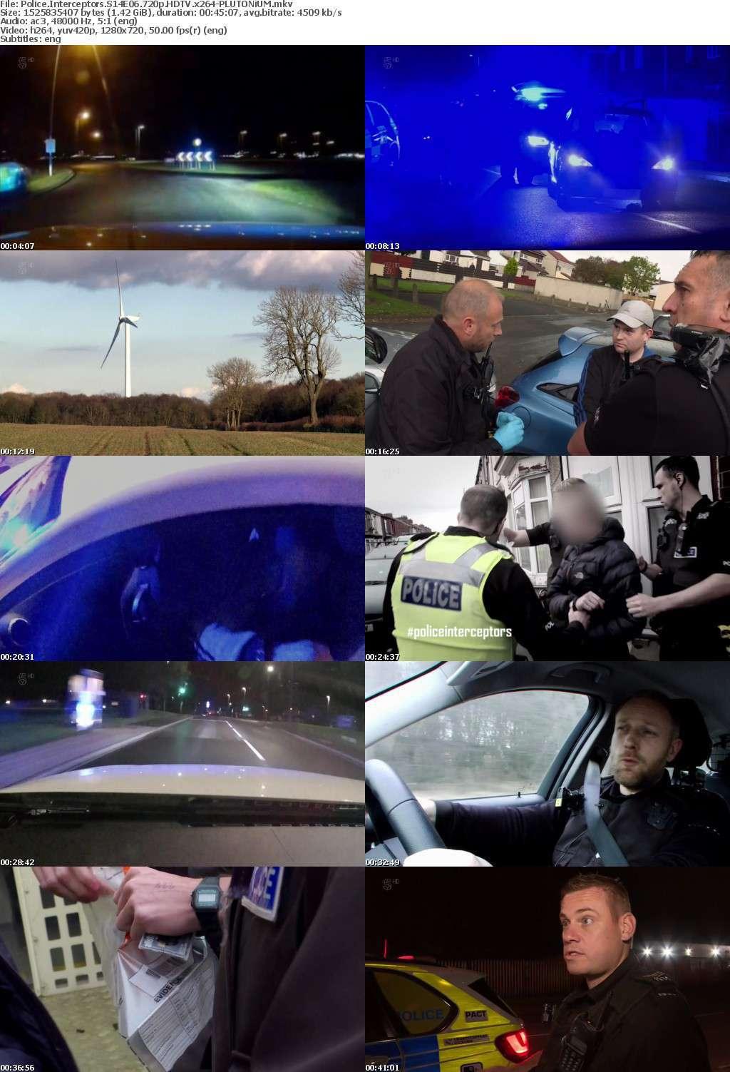 Police Interceptors S14E06 720p HDTV x264-PLUTONiUM