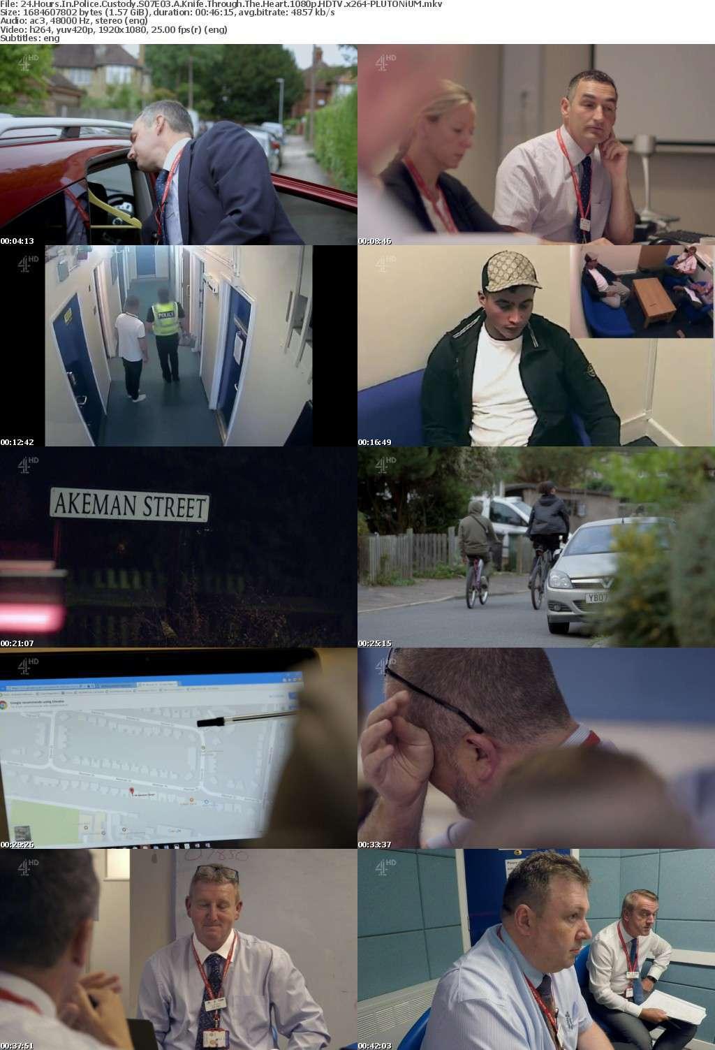 24 Hours In Police Custody S07E03 A Knife Through The Heart 1080p HDTV x264-PLUTONiUM