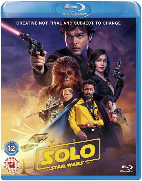 Solo A Star Wars Story (2018) 720p HDCAM x264-DLW