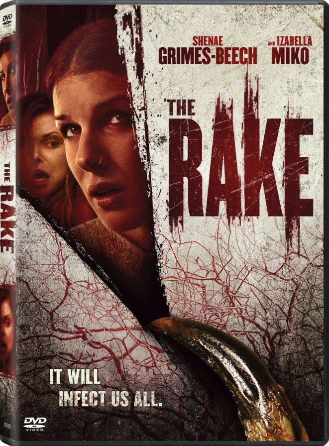 The Rake (2018) HDRip XViD LLG