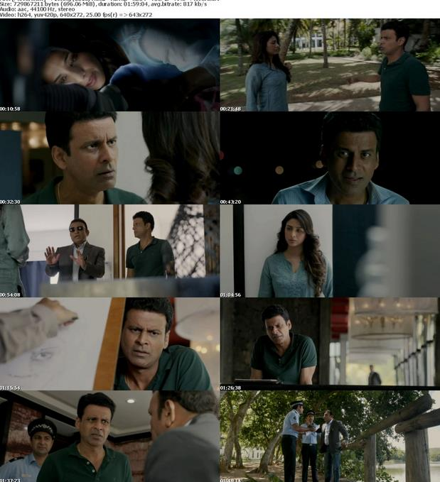 Missing (2018) Hindi HDRip x264 700MB AAC-MovCr