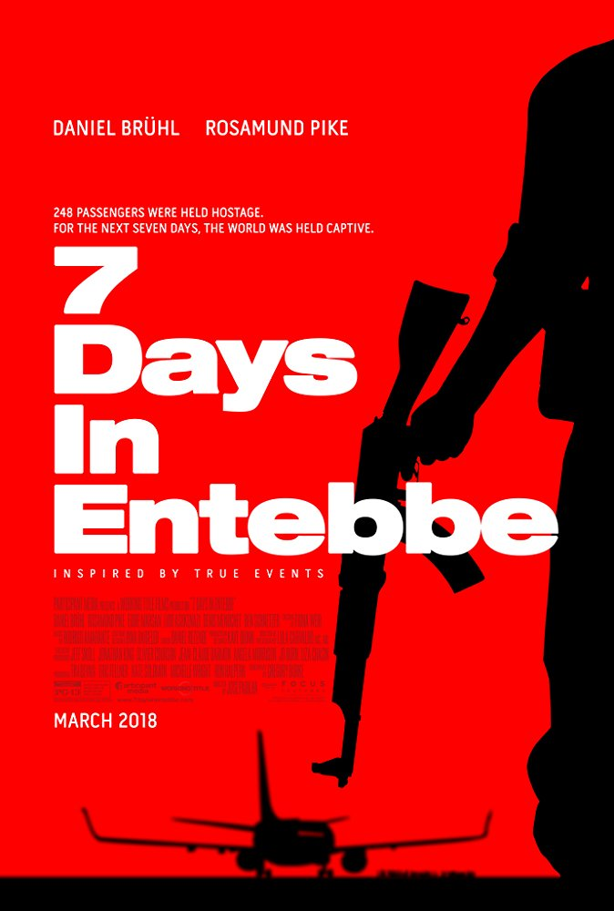 7 Days in Entebbe 2018 HDRip AC3 X264-CMRG