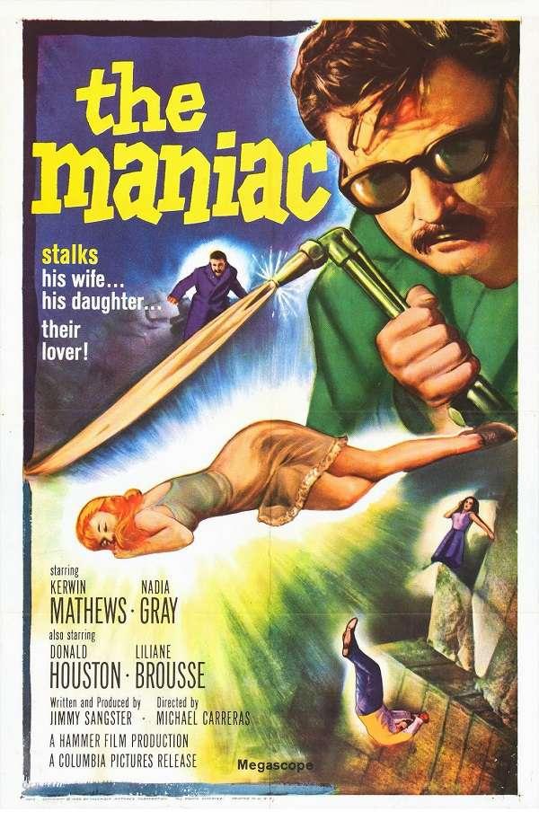 Maniac 1963 720p BluRay x264-GHOULS
