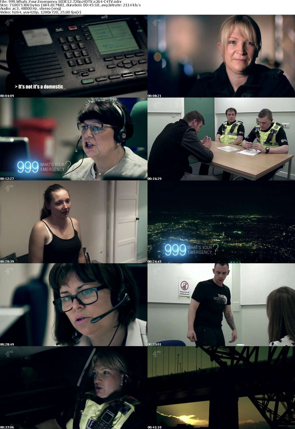 999 Whats Your Emergency S03 720p HDTV x264-Scene