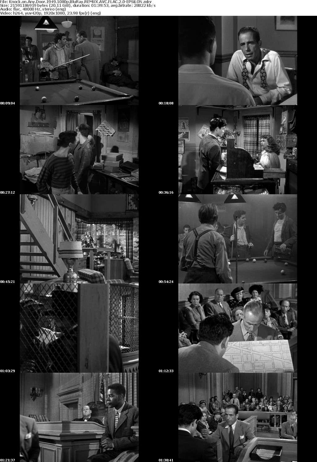 Knock on Any Door 1949 1080p BluRay REMUX AVC FLAC 2 0-EPSiLON