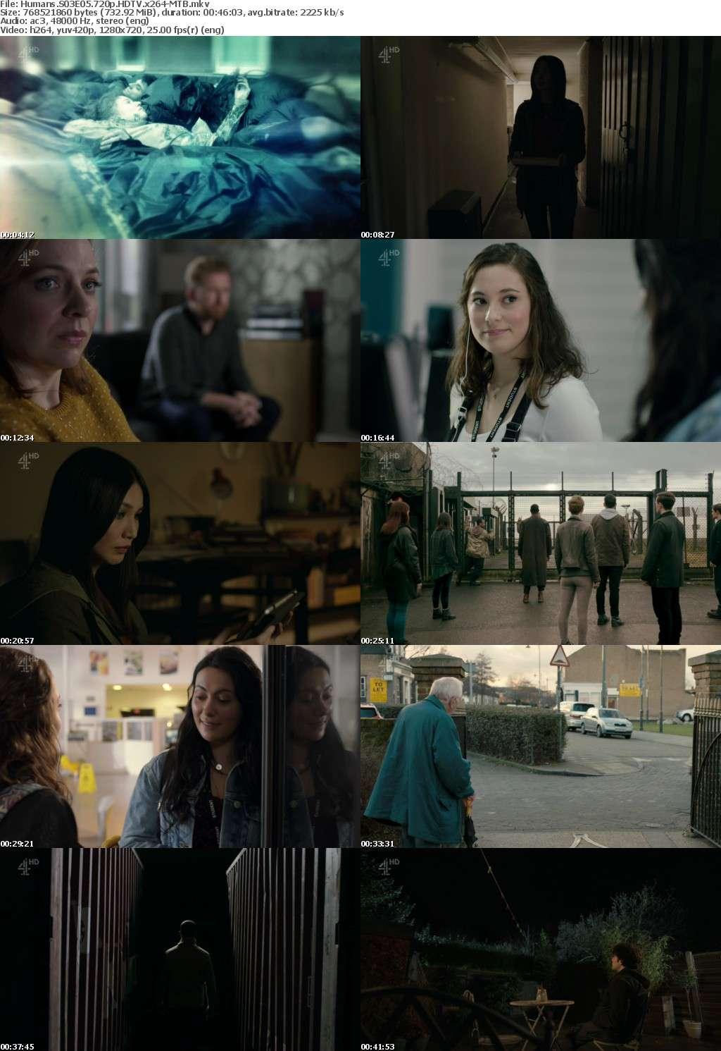 Humans S03E05 720p HDTV x264-MTB