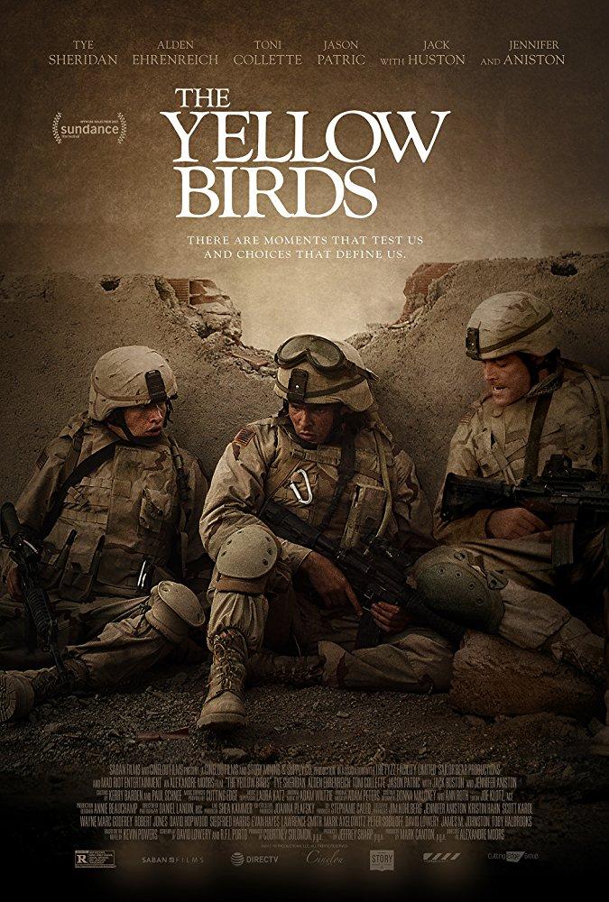 The Yellow Birds (2018) English HDRip - 720p - x264 - AAC - 800MB mkv