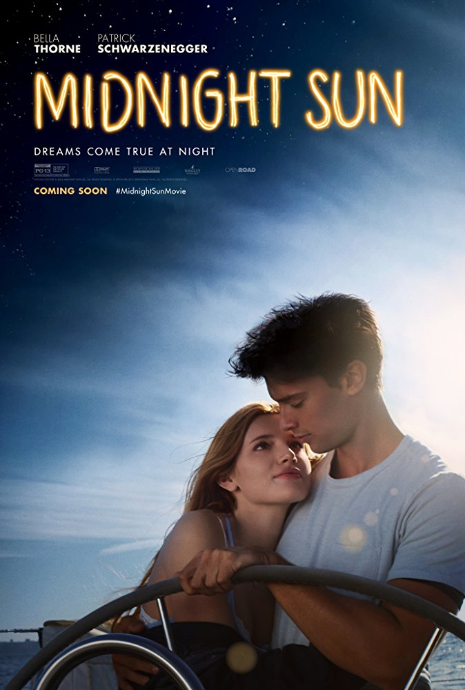 Midnight Sun 2018 720p BRRip 850MB MkvCage WS