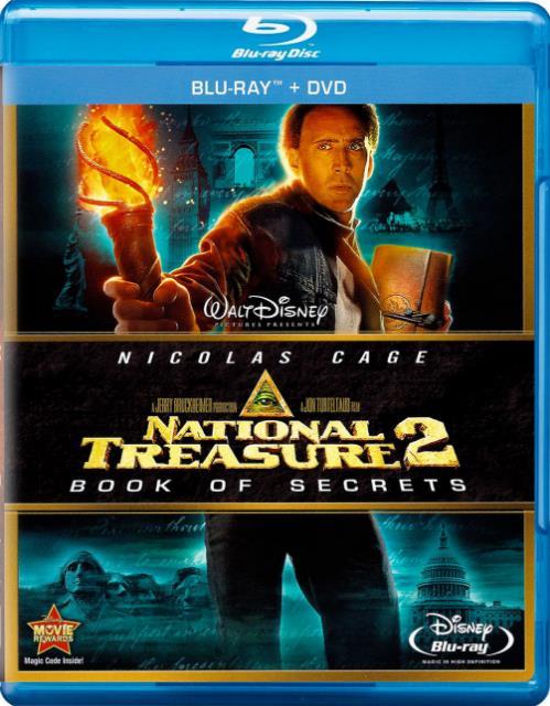 National Treasure Book of Secrets (2007) 720p BluRay Dual Audio [Hin DD5.1+Eng DD2.0]-Ranvijay