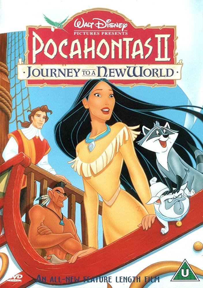 Pocahontas 2 Journey to a New World 1998 BDRip 10Bit 1080p DD5 1 H265-d3g