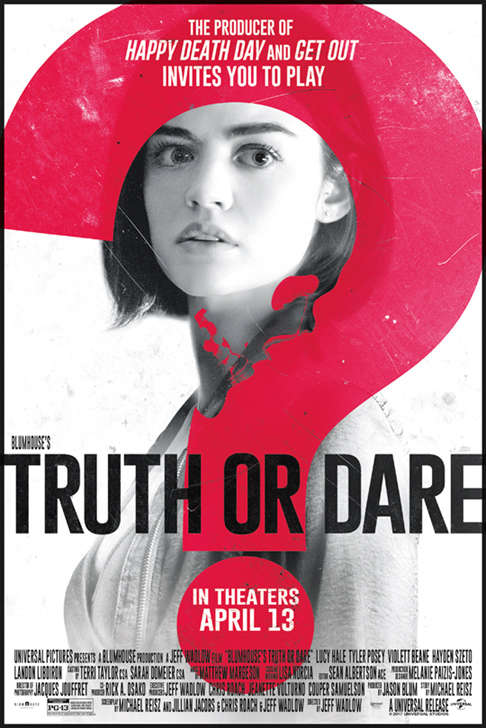 Truth or Dare 2018 HDRip AC3 X264-CMRG